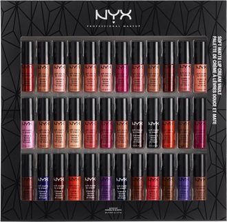make-up nyx lipstick matte matte lipstick christmas chritmas presents presents