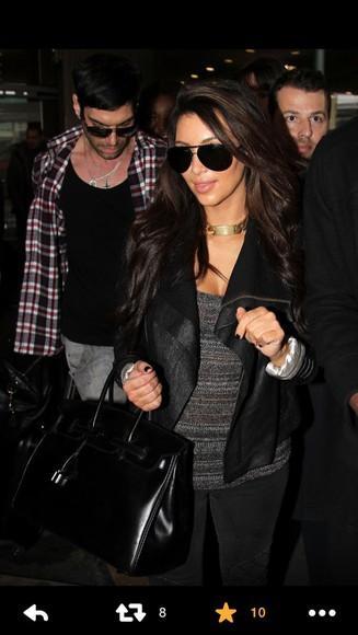 kim kardashian sunglasses black sunglasses