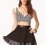 Edgy A-Line Skirt | FOREVER21 - 2040496456