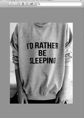 top sweatshirt