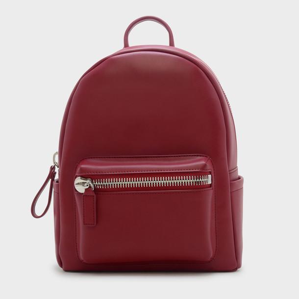 basic bag red