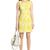Carpreena Mini Floral Stamp A-Line Dress