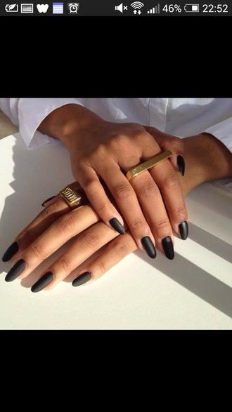 nail polish matte nail polish black nail polish