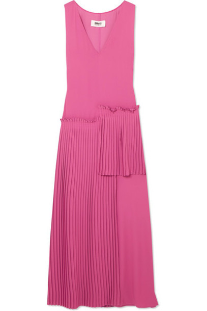 dress pleated