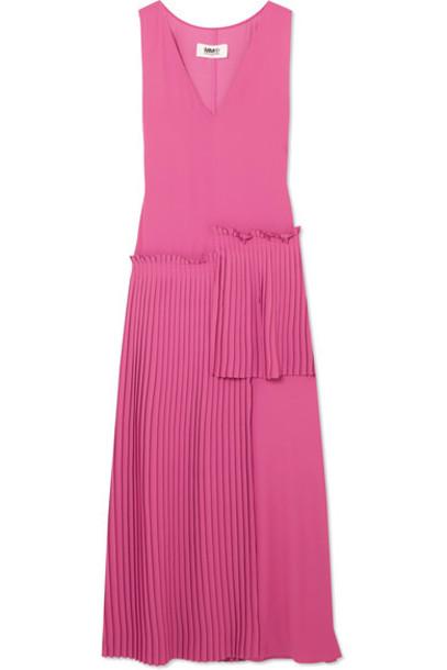 Mm6 Maison Margiela dress pleated