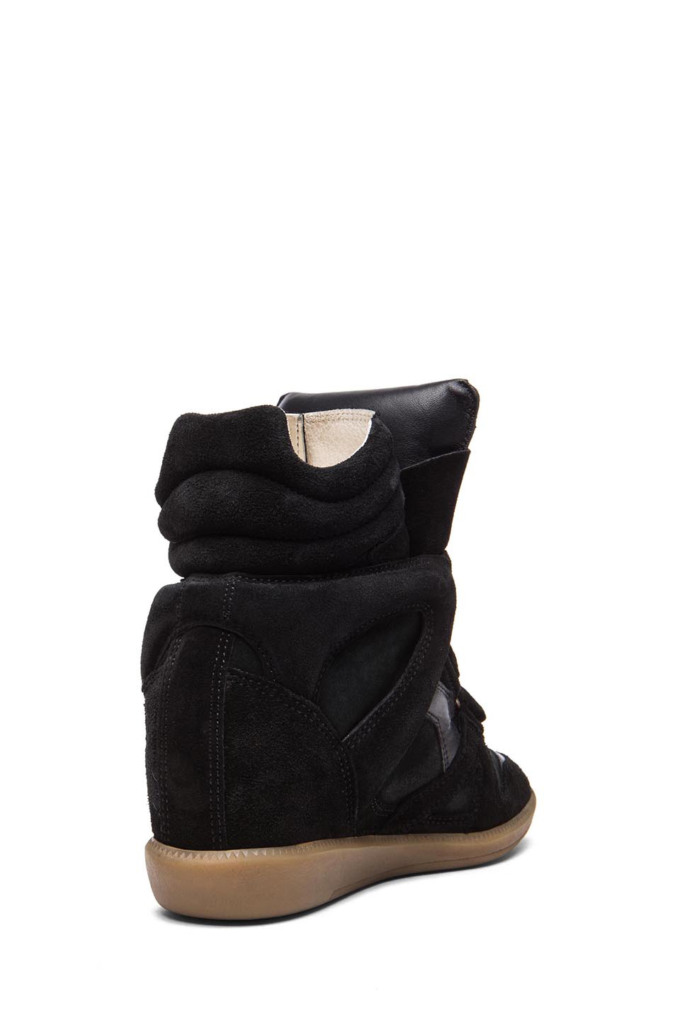 Isabel Marant|Bekett Sneaker in Faded Black