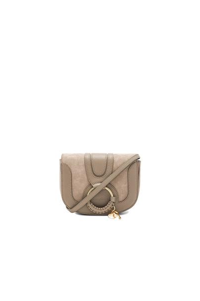 See By Chloe Small Crossbody Bag in gray