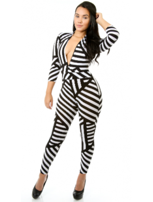 Jumpsuits/rompers : did you zig zag