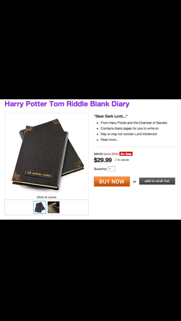 jewels harry potter book accessories