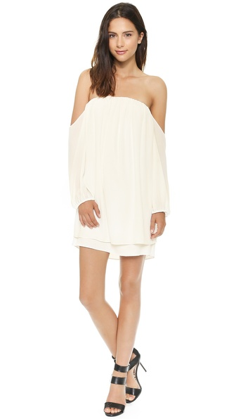 Tbags Los Angeles Off the Shoulder Dress | SHOPBOP