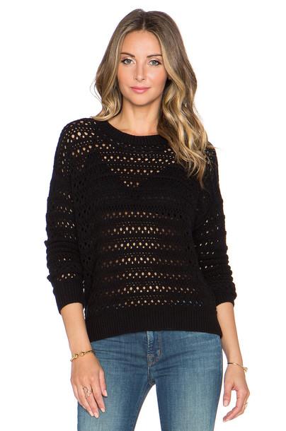 J BRAND sweater black