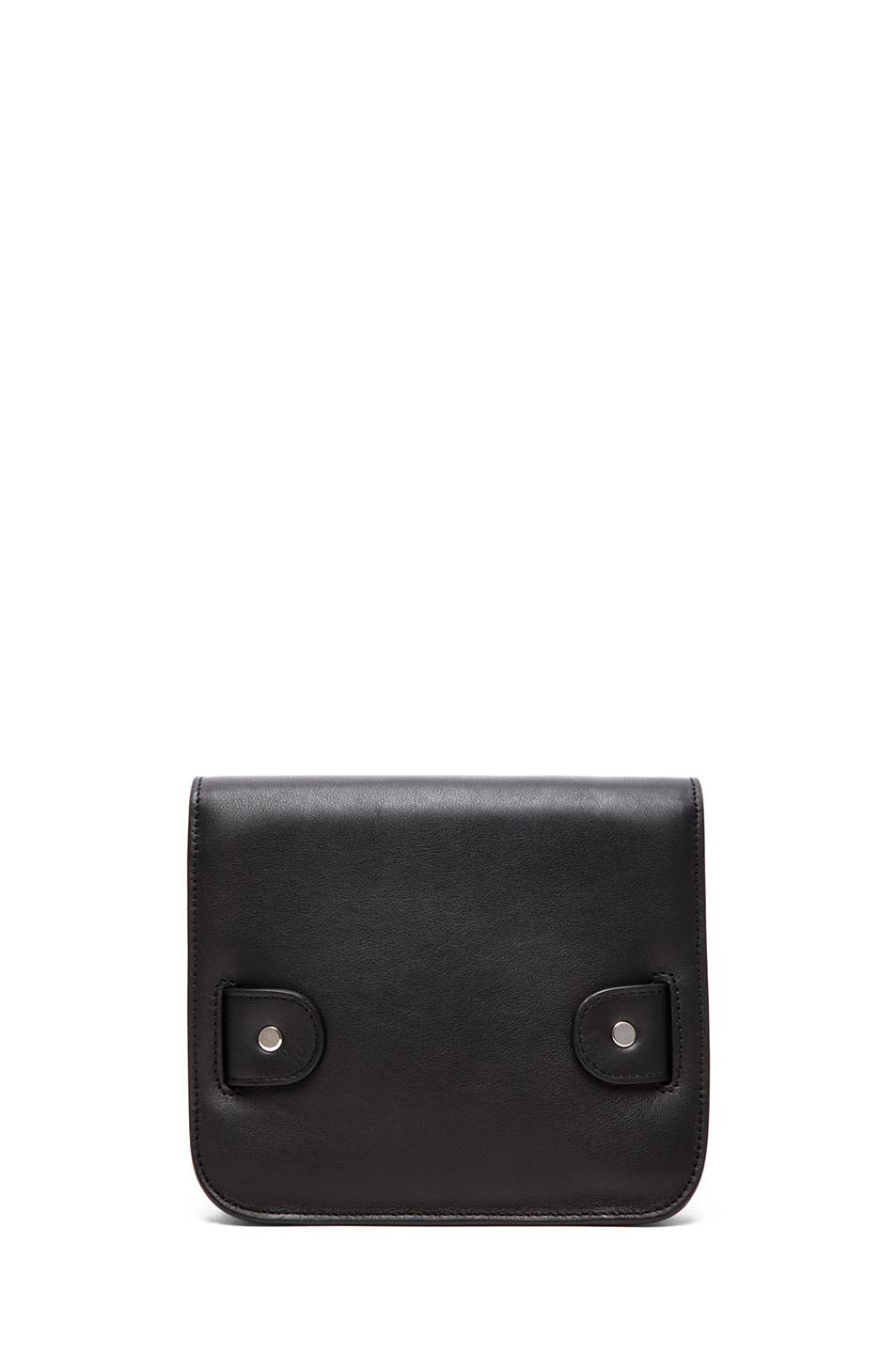 Proenza Schouler|Tiny PS11 Smooth Leather Shoulder Bag in Black