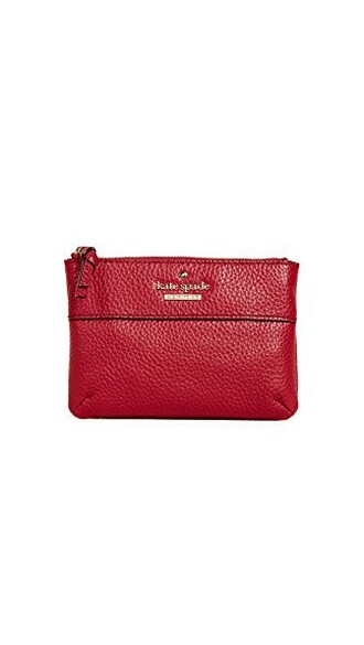 street purse red bag