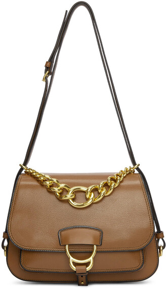 satchel brown bag
