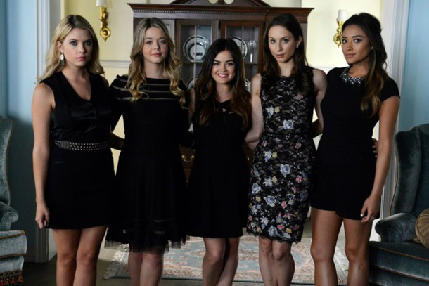 74b7e8e65799 romper dress little black dress black playsuit formal wear romper  embellished collar pretty little liars shay