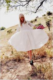 fancy tree house,white dress,dress