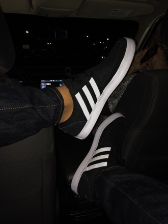 shoes black adidas vans mens shoes menswear