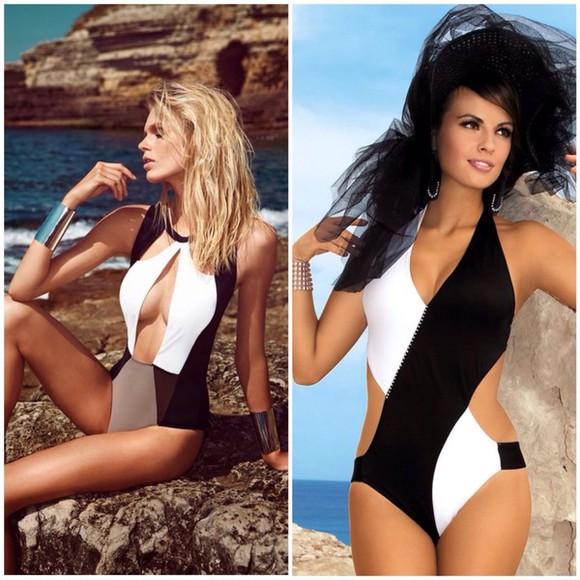 swimwear bikini summer outfits bandeau high waisted bikini style beach high waisted sun party classy nude black and white striped bikini one piece swimsuit
