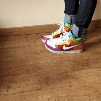 nike coline pink shoes red shoes orange shoes yellow shoes green shoes blue shoes white shoes shoes