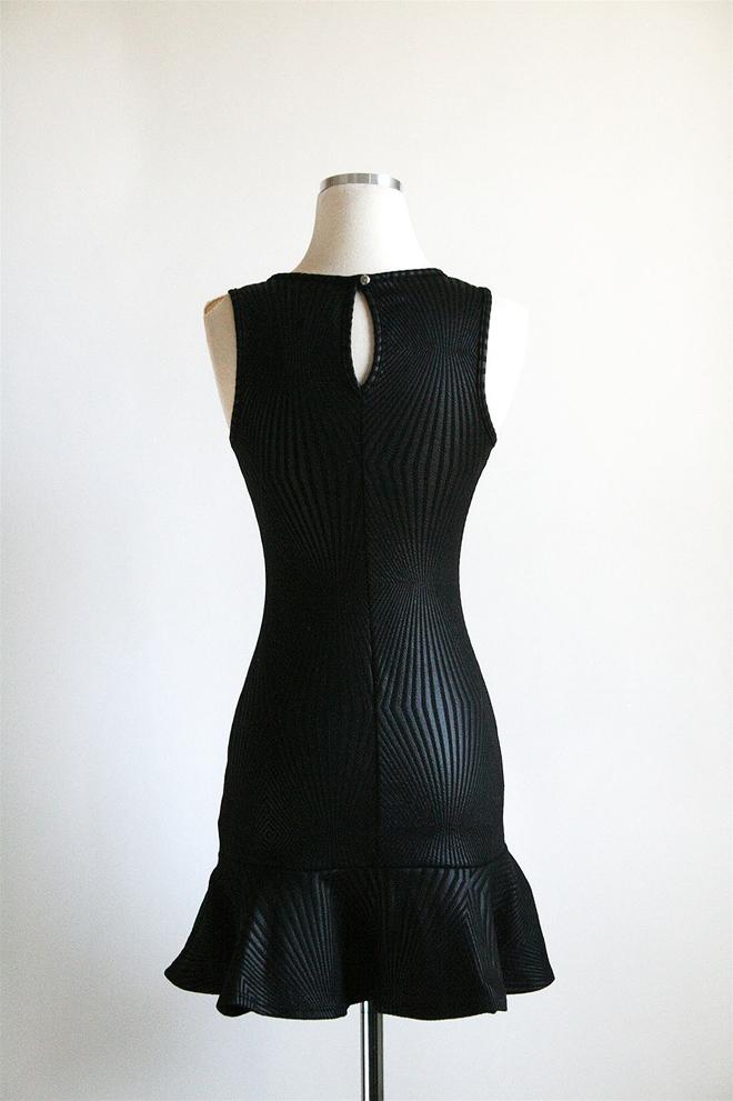 Dancing Darling Dress - Black at Bluetique Cheap Chic