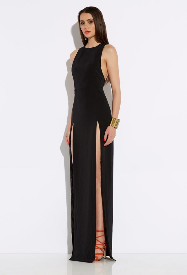 dress maxi dress evening dress black dress formal dress