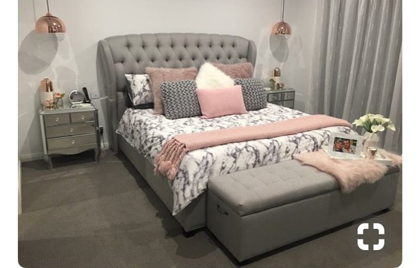 home accessory comforter set marble