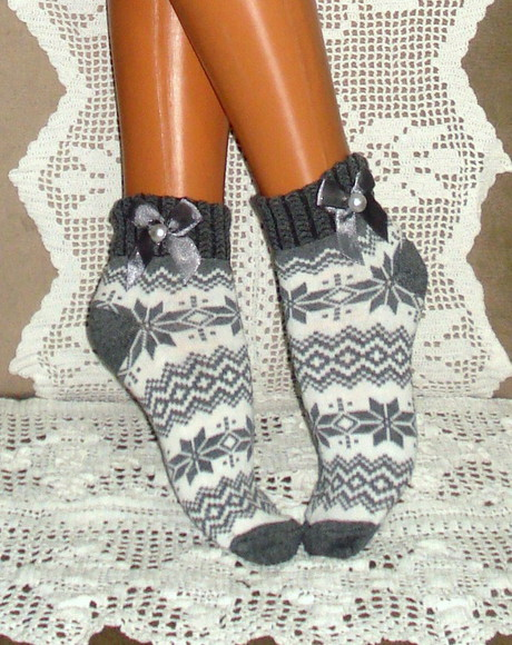 holiday gift handmade fashion dress button socks ivory sock gray socks holidays colored socks knit handmade socks handmade knitt button leg warmers dark gray socks leg warmers gray leg warmers lace leg warmers short leg warmers