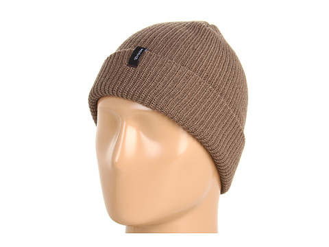 Brixton Heist Beanie Shale Brown - Zappos.com Free Shipping BOTH Ways