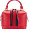 Gucci - neo vintage doctors bag - women - leather/cotton - one size, red, leather/cotton