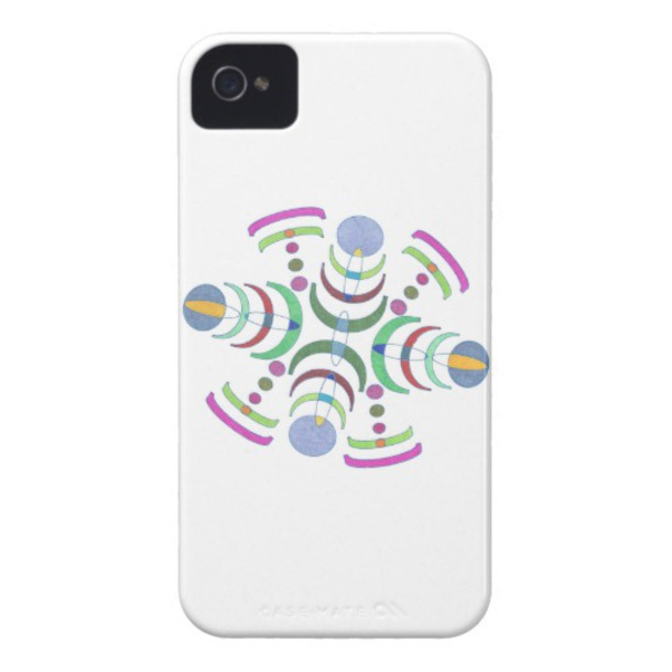 phone cover abstract art virtual_dzines