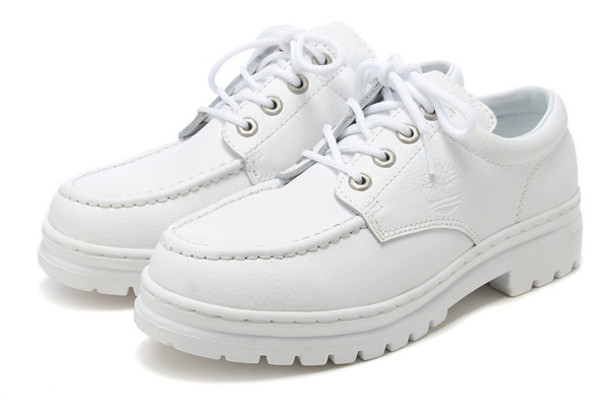 2a644749aa6b shoes creepers boat shoes loafers boots all white everything white shoes  timberland nike girls shoes boys