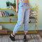 High waist vintage levi jeans
