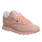 Reebok classic leather (w) spirit coral pink - hers trainers