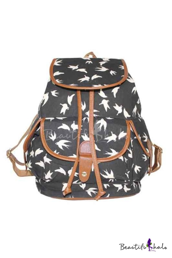 bag girl girly girly wishlist backpack black and white
