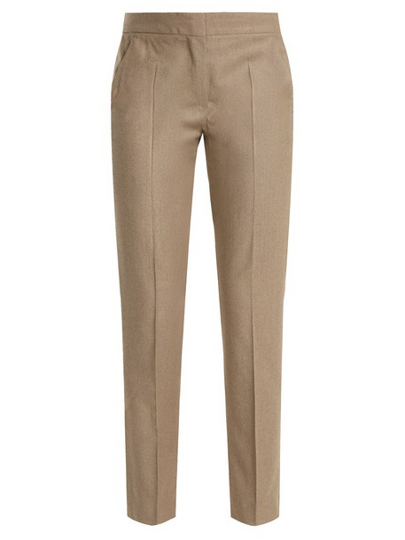 Max Mara beige pants