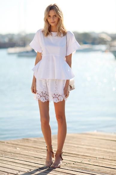 tuula jewels shoes skirt top
