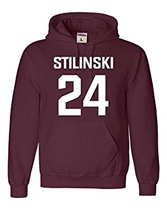 Amazon.com: Adult Stilinski LaCrosse #24 Sweatshirt Hoodie: Clothing