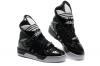 Sale Jeremy Scott X Adidas Big Tongue Shoes - Adidas M Attitude Logo W Sneakers Black White For Cheap