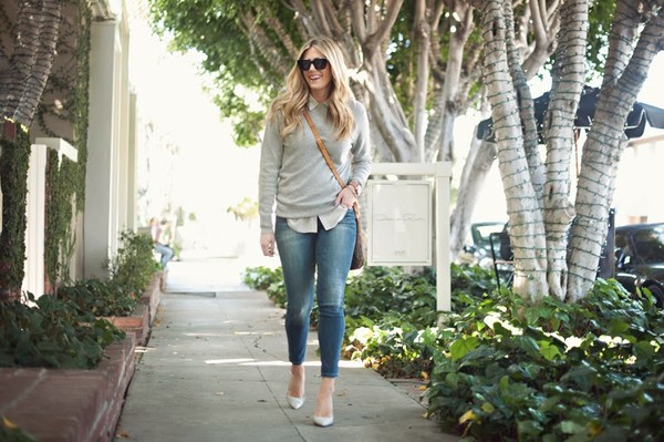 devon rachel sweater t-shirt jeans shoes jewels bag sunglasses