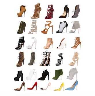 shoes pointed toe pumps sexy shoes party shoes cute heels open toes