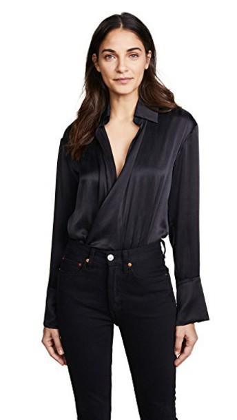 Kiki de Montparnasse bodysuit black underwear