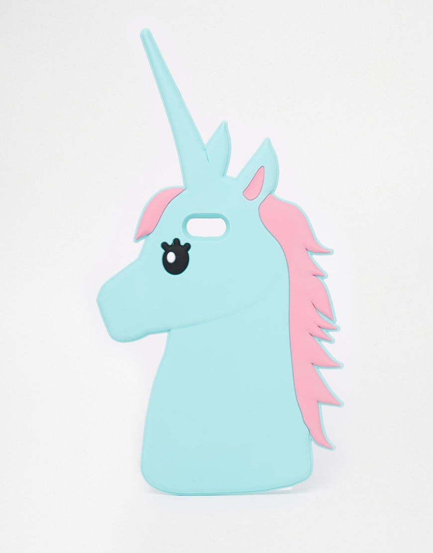 ASOS Unicorn Jelly iPhone 5 Case at asos.com