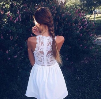 dress white white dress lace lace dress black dress lace backless lace top white lace dress white lace homecoming homecoming dress prom prom dress cream cream dress cream/white floral cream dress flowers