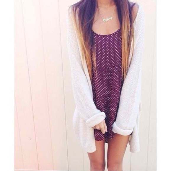 jacket white cardigan