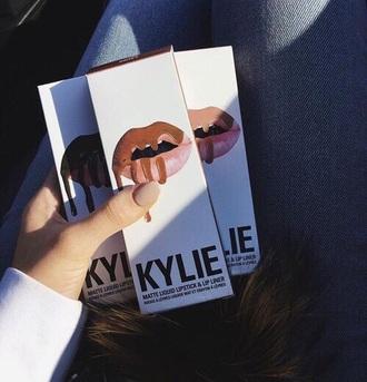 make-up kylie jenner nude matte lipstick matte lipstick nude lipstick