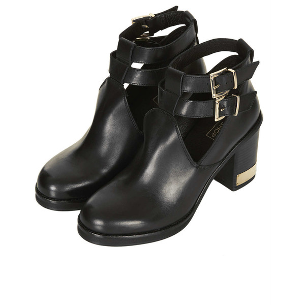 TOPSHOP ALL YOURS Ankle Boots - Polyvore