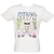 Men's White 1980 KISS Tour T-Shirt From Junk Food AS SEEN ON HARRY STYLES : TruffleShuffle.com