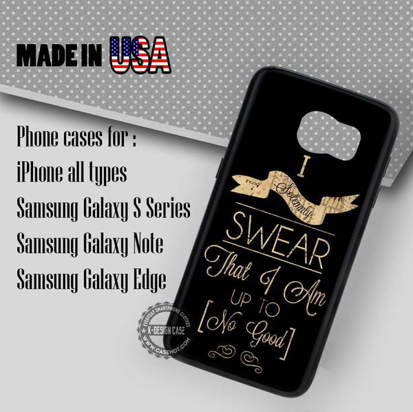 phone cover solemnly swear map