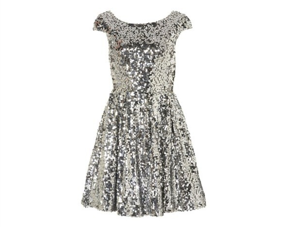 dress clothes sparkly dress sparkle silver black skater dress sequin dress