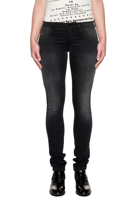 Black Livier Denim Jeans